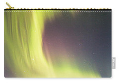 Raining Lights On Rainy Lake Carry-all Pouch