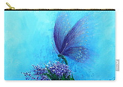 Raised In Glory 2 Carry-all Pouch by Kume Bryant
