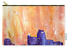 Raligh Skyline Sunset Carry-all Pouch