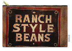 Ranch Style Beans Carry-all Pouch