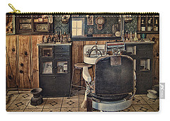 Randsburg Barber Shop Interior Carry-all Pouch