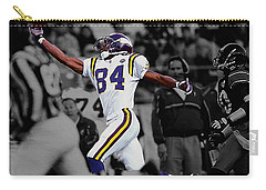 Randy Moss Carry-all Pouch