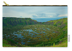 Rano Kau Kau Crater Carry-all Pouch