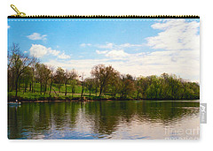Rappahannock River I Carry-all Pouch