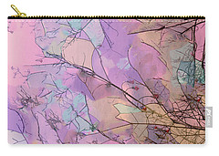 Carry-all Pouch featuring the photograph Rapture by Kathy Bassett