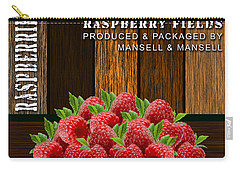 Raspberry Fields Forever Carry-all Pouch