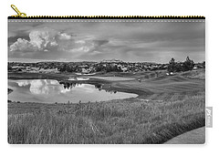 Carry-all Pouch featuring the photograph Ravenna Golf Course by Ron White