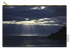 Rays Of Hope At Cape Kiwanda Oregon Carry-all Pouch