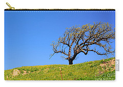 Carry-all Pouch featuring the photograph Reach by Clayton Bruster