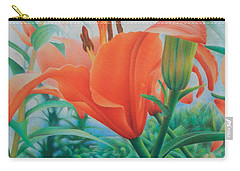 Reach For The Skies Carry-all Pouch by Pamela Clements