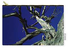 Carry-all Pouch featuring the photograph Reach For The Sky by Janice Westerberg