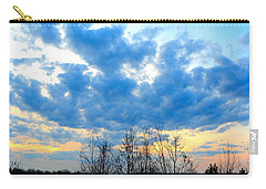 Reach Out And Touch The Sky Carry-all Pouch