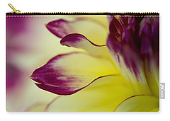 Reach Out Carry-all Pouch by Mary Jo Allen