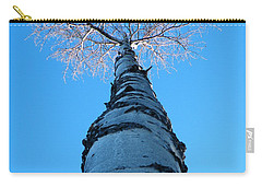 Reaching For The Light Carry-all Pouch by Brian Boyle