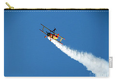 Reaching For The Moon. Oshkosh 2012. Postcard Border. Carry-all Pouch