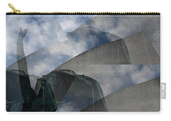 Carry-all Pouch featuring the photograph Reaching Heaven by Richard Ricci