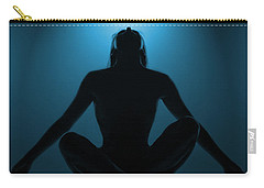 Reaching Nirvana.. Carry-all Pouch by Nina Stavlund