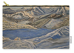 Reaching The Dream - Painting Carry-all Pouch