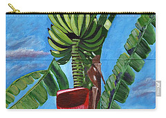 Carry-all Pouch featuring the painting Ready For Harvest by Laura Forde