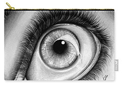 Realistic Eye Carry-all Pouch