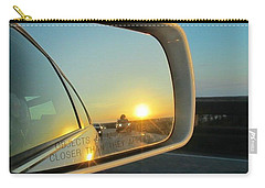 Rear View Sunset Carry-all Pouch
