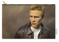 Rebel Without A Cause Carry-all Pouch