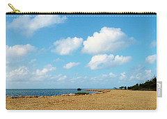 Carry-all Pouch featuring the photograph Reclamation 8 by Amar Sheow