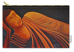 Reclining Buddha Carry-all Pouch