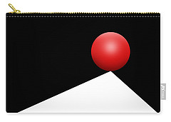 Red Ball 29 Carry-all Pouch
