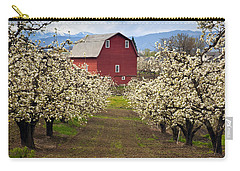 Red Barn Spring Carry-all Pouch
