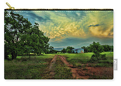 Red Dirt Road Carry-all Pouch