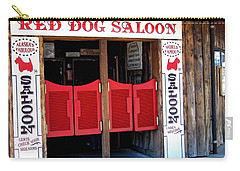 Red Dog Saloon Juneau Carry-all Pouch