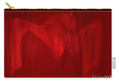 Red Drama Carry-all Pouch