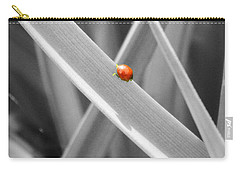 Red Ladybird Carry-all Pouch