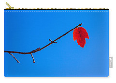 Red Leaf - Arboretum - Madison Carry-all Pouch