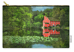 Red Mill Art Carry-all Pouch