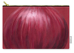 Red Onion Carry-all Pouch by Brian James