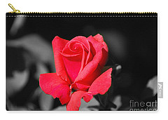Red Red Rose - Sc Carry-all Pouch