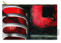 Red Road Rage Carry-all Pouch