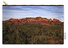 Red Rock Golden Hour 26 Carry-all Pouch