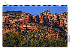 Red Rock Sentinels Carry-all Pouch