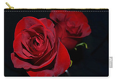 Red Roses For A Blue Lady Carry-all Pouch