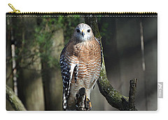 Red Shouldered-hawk Carry-all Pouch