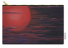 Red Sky A Night Carry-all Pouch