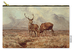 Red Stags, Ben Buie Carry-all Pouch