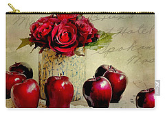 Red To Red Carry-all Pouch