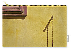 Red Window Shutter Of Tuscany Carry-all Pouch