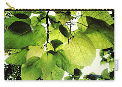 Catalpa Branch Carry-all Pouch
