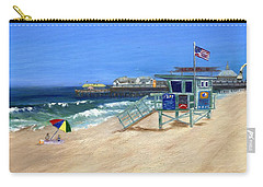 Redondo Beach Lifeguard  Carry-all Pouch