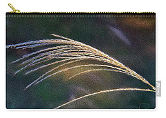 Reed Grass Carry-all Pouch